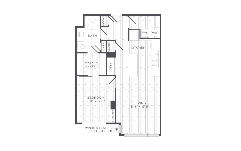 C2 Floor Plan Layout