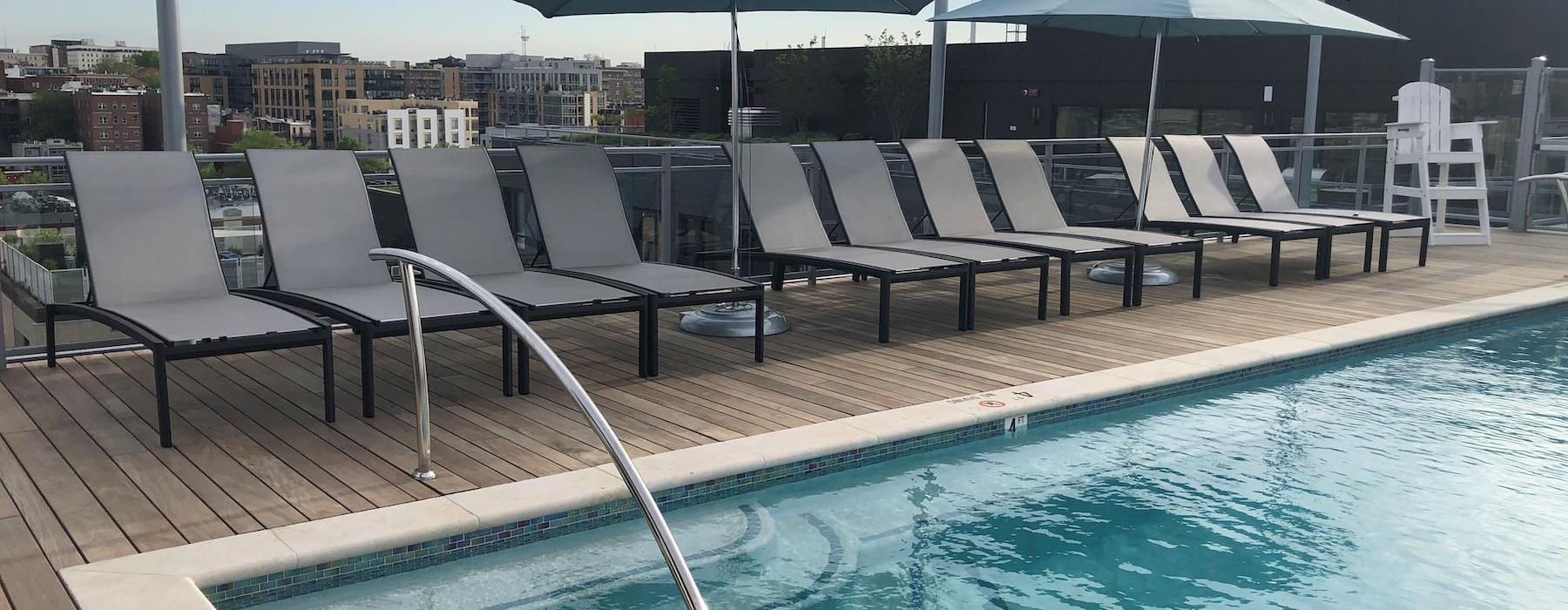 Sonnet Rooftop Pool